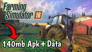 [140mb] Farming Simulator 2016 For Android download   NO ROOT Working 100000%