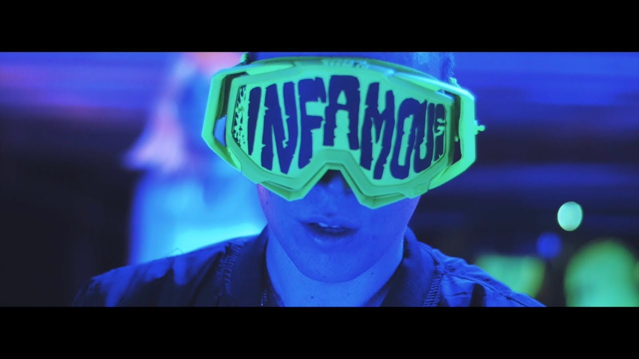 Funny Smile - Infamous 1.0 (Prod. by Funny Smile) VIDEOCLIP UFFICIALE