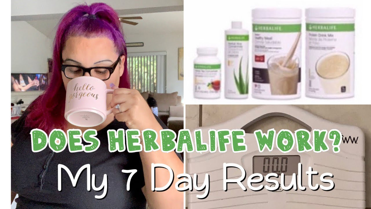Is herbalife good for weight loss