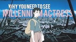 Why you NEED to see Satoshi Kon's Millennium Actress