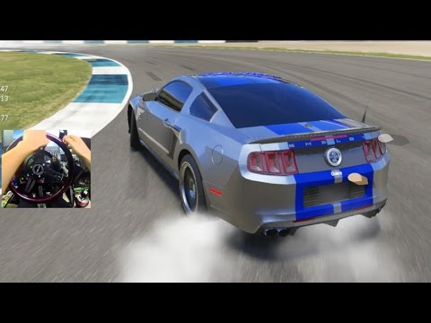 Forza 6 540' SIM Steering w/Wheel - Public Drift Hopper Chal