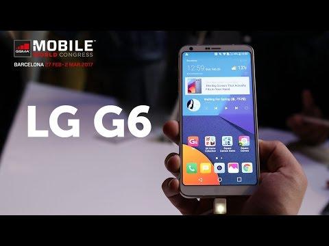LG G6: характеристики, цена и первый взгляд на смартфон