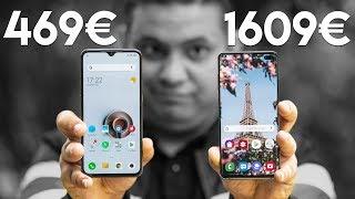 Xiaomi Mi9 vs Galaxy S10 plus Ceramic, un fight digne d'un octogone