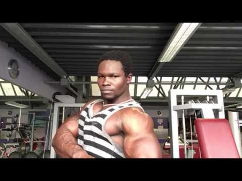 Afrique Bodybuilder