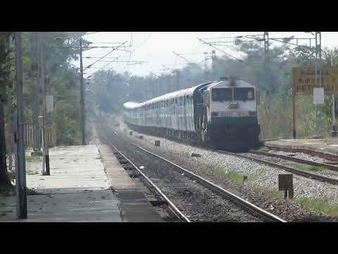 High Speed Diesel Action at Ketohalli on...