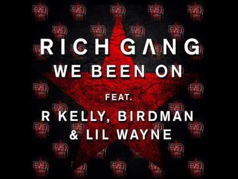 Birdman Ft  R  Kelly & Lil Wayne - We Been On