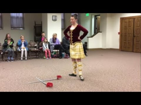 Scottish Sword Dance