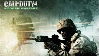 Call of Duty 4: Modern Warfare - Multiplayer - PS3 - Gameplay Showcase
