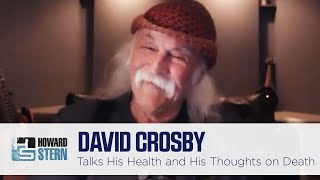 Download David Crosby on His Health and His Thoughts on Dying