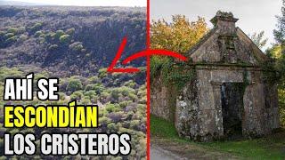 Encontré la  Capilla de la Hacienda Abandonada en Ruinas