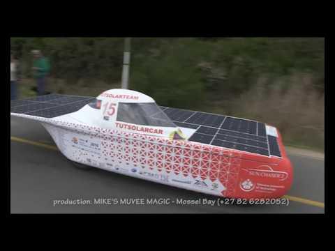 Sasol Solar Challenge 2016 Mossel Bay