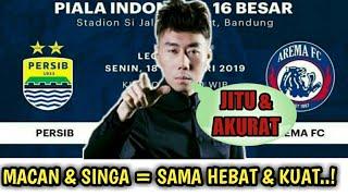 Download Video Prediksi PERSIB VS AREMA FC 2019 Piala Indonesia 16 Besar   Persib Bandung Vs Arema Fc MP3 3GP MP4