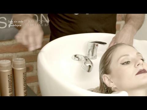 Shampoo volumen Brazilian Blowout México Español