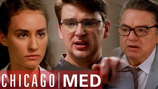 Dealing With Homicidal Thoughts | Chicago Med