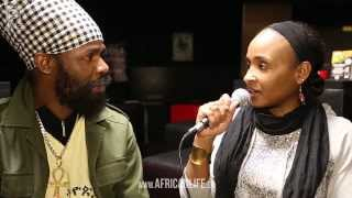 Videointerview Fitta Warri, 27.12.2013, OJ Club, Vienna