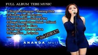 FULL ALBUM TEBE MUSIC Versi GEDRUK SRAGENAN 2018
