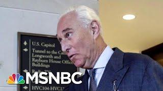 Roger Stone In The Crosshairs Of Robert Mueller Probe | Hardball | MSNBC