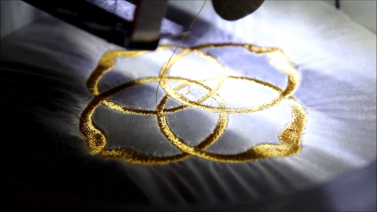 Kendrascott Blanket Embroidery Annes Embroidery Austin Youtube