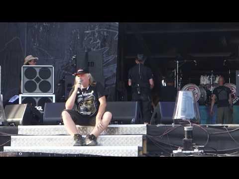 BANG YOUR HEAD!!! FESTIVAL 2018 - Support!! Veranstalter Horst Franz, Balingen 2018-07-14