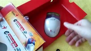 Мишка Genius Webscroll+ Eye. Нова. Розпакування.