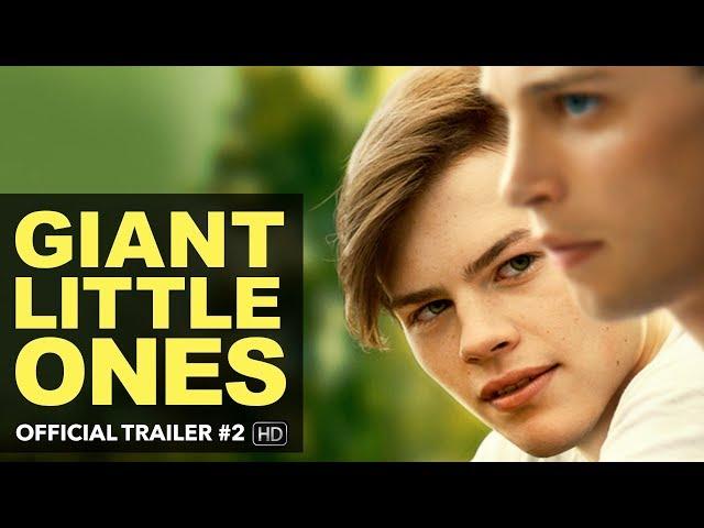 GIANT LITTLE ONES Trailer #2 Mongrel Media