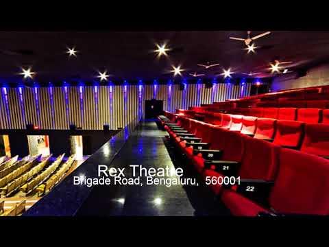 TOP 10 Movie Theatres In Bangalore