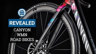 Canyon WMN Endurace & Ultimate - First Look