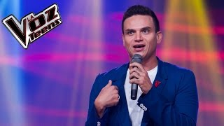 Silvestre Dangond canta 'Ya no me duele más' | Recta final | La Voz Teens Colombia 2016