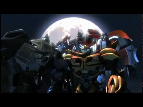 Transformers Prime Season 1 on Blu-Ray \/ DVD Show Intro Commercial