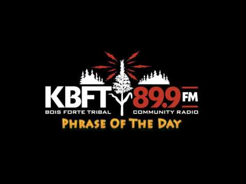 KBFT Phrase Of The Day - Sun Is Coming Out