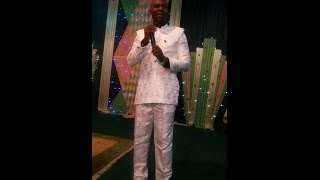 Pastor Azemhe Azena (BE STRONG IS NOT AN ADVICE)