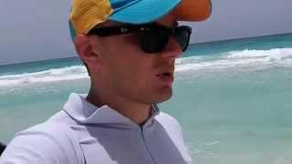 Атлантический океан. Доминикана. Пунта кана, побережье