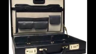 Cheap Roadpro Cap 003pmbk Premium Black Leather Like Expandable Briefcases For Men