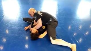 Near Side Armbar from side control