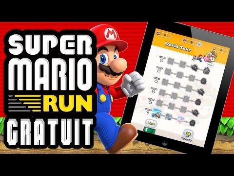 AVOIR SUPER MARIO RUN GRATUITEMENT ! (iOS et ANDROID)