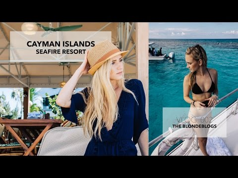 CAYMAN ISLAND VLOG