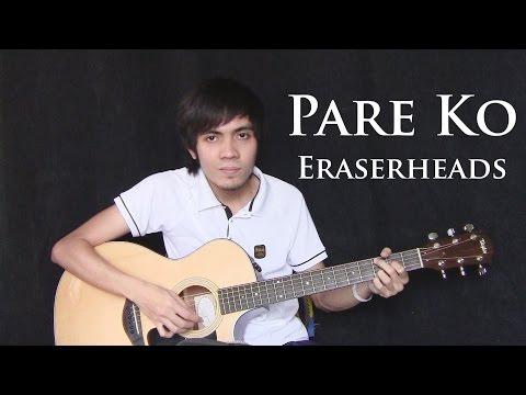 Pare Ko - Eraserheads (fingerstyle guitar cover)