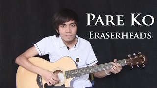 Download Pare Ko - Eraserheads (fingerstyle guitar cover) MP3 song and Music Video