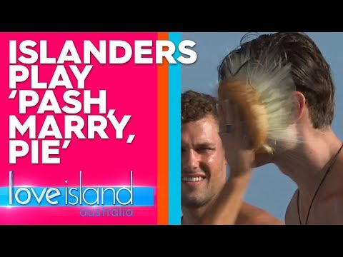 Exclusive: The Islanders Play 'Pash, Marry, Pie' | Love Island Australia 2019