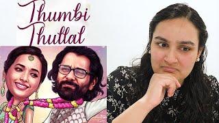 Gambar cover Cobra - Thumbi Thullal Lyric REACTION | Chiyaan Vikram | AR Rahman | Shreya Ghoshal!