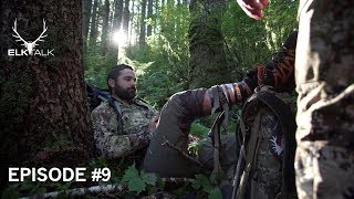 I Stuck a Broadhead in My Leg! Elk Talk Podcast (Episode #9)