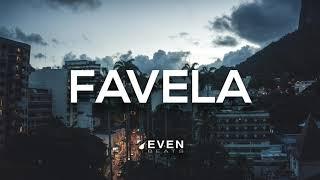 "(FREE) AZET x ZUNA x KMN Type Beat - ""FAVELA"""