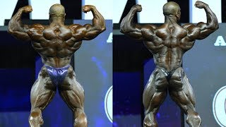 2018 Mr Olympia Prejudging First Impressions - It's not as close as you think!