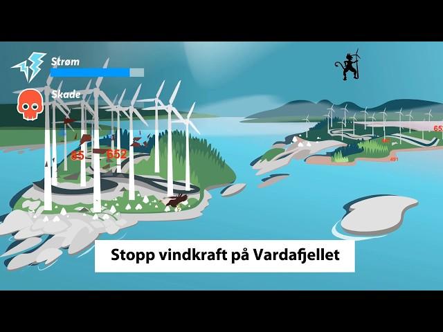 Stopp vindkraft på Vardafjellet, Sandnes.