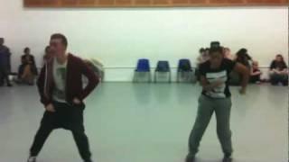Swizz Beatz - No Money in the bank, Hollie Victoria choreography