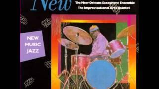 The New Orleans Saxophone Ensemble - Gemini Rising
