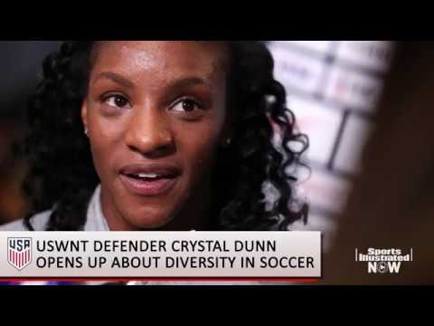 Crystal Dunn on USWNT, 2019 World Cup & Diversity in Soccer