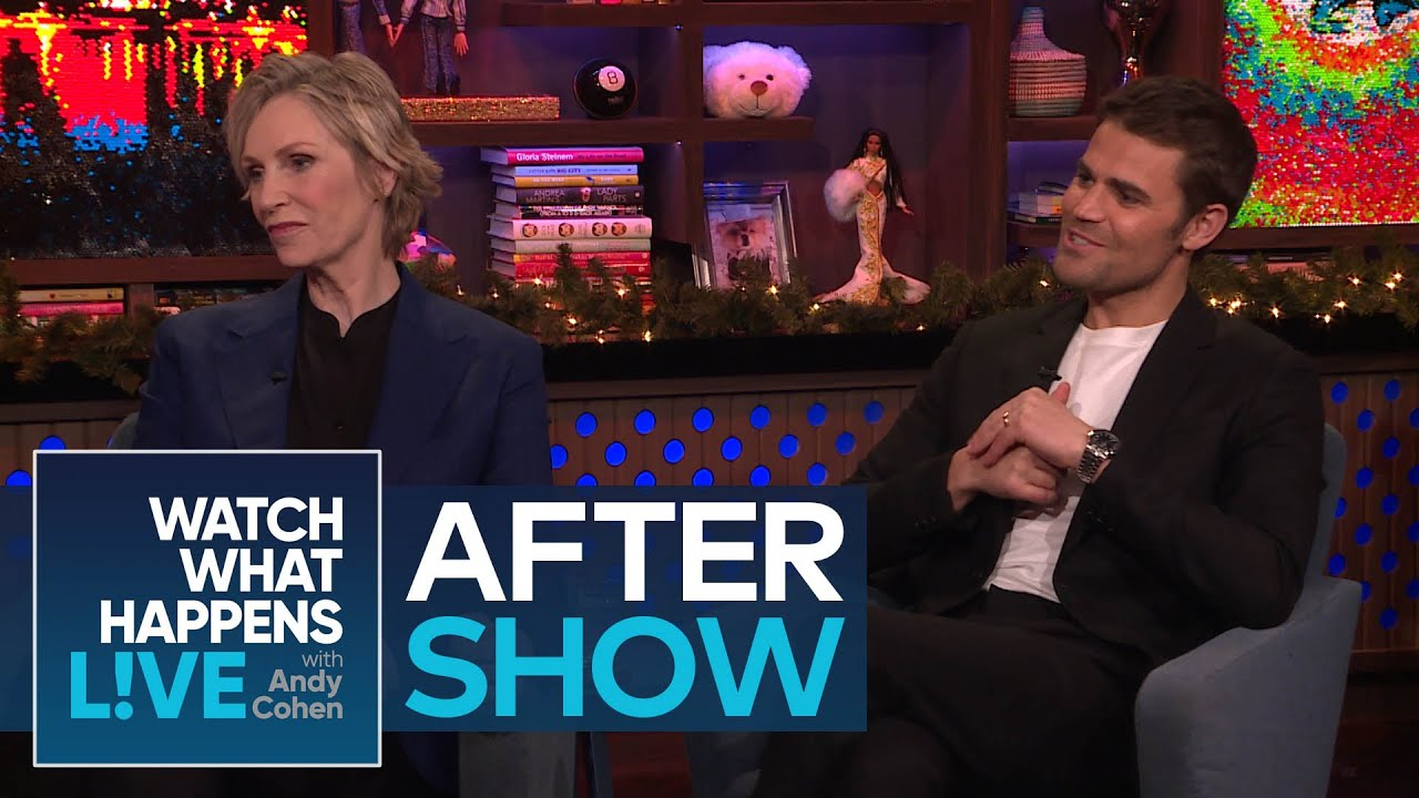 After Show: Does Paul Wesley Approve of 'Vampire Diaries' Ending? | WWHL