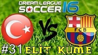 Dream League Soccer 2016 - Türkiyem vs Barcelona /Ronaldo Show/#31/İOS/TÜRKÇE