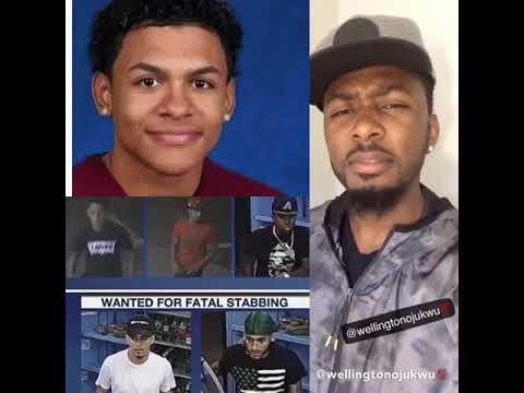 Bronx Teen Lesandro Guzman-Feliz Stabbed in Bronx. Justice For Junior